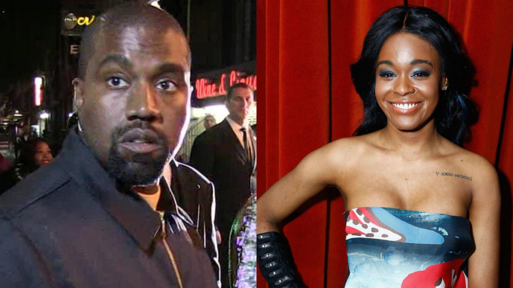 "GIRL, BYE!: Azealia Banks Says Kanye West Is A ""Closeted Homosexual"" & Is Lying About Being Bipolar"