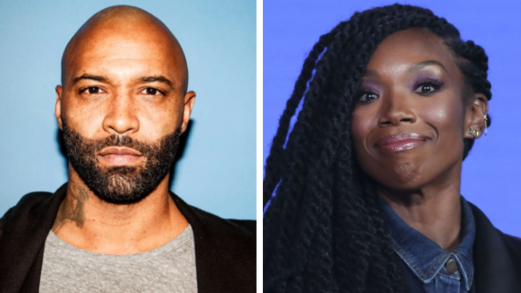 AND YOU PROBABLY SHOULDN'T: Brandy Reveals Why She Would Never Go Out with Joe Budden After He Reveals Crush on Her