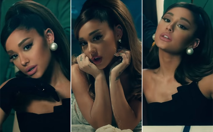 """ISSA BOP OR ISSA FLOP?: Ariana Grande Lets Us Know Exactly How She Wants That Ponytail Snatched in Sexy New Single – """"Positions"""" (VIDEO)"""