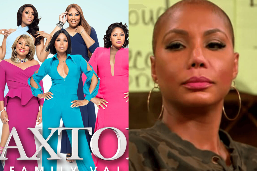 NOBODY WINS WHEN THE FAMILY FEUDS: Tamar Braxton Says F*ck WETV, Her Sisters, & Even Her Own Mother As She Accuses Them Of Using Her Suicide Attempt for Ratings