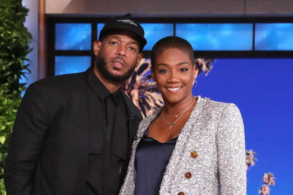 """WELL, YOU'VE GOT TO APPRECIATE HONESTY: Marlon Wayans Tells Tiffany Haddish Why He Never Casted Her in Roles Despite Being Friends – """"You Always On 10"""" (VIDEO)"""