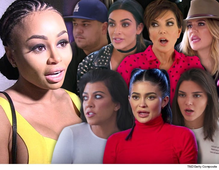 CITY GIRLS UP BY ONE POINT!: Judge Denies the Kardashian's Attempt to Have Blac Chyna's Never-Ending Lawsuit Against Them Dismissed