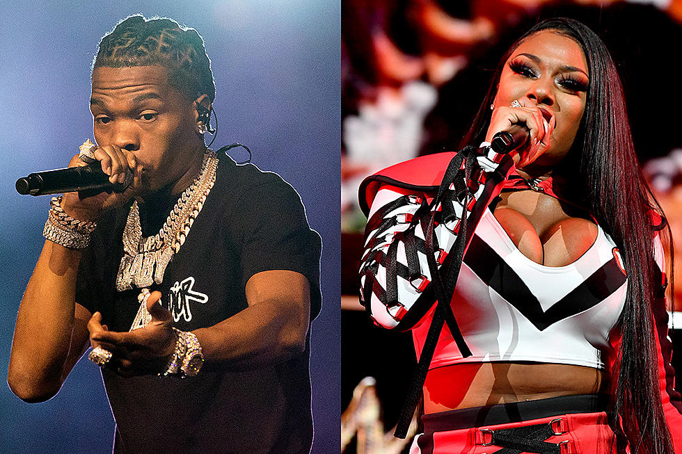 """MAYBE IT JUST WASN'T HIS TURN?: Lil Baby Fans Are Coming for BET & Megan Thee Stallion Claiming He Was """"Robbed"""" After She Beat Him for """"Artist of the Year"""" Hip Hop Award"""