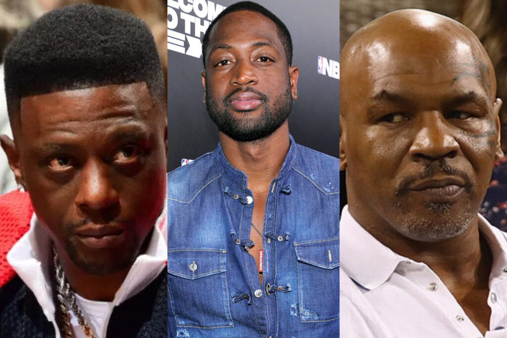 IN CASE YOU MISSED IT: Dwyane Wade Says He Appreciated Mike Tyson Checking Boosie Over His Transphobic Comments About His Daughter Zaya