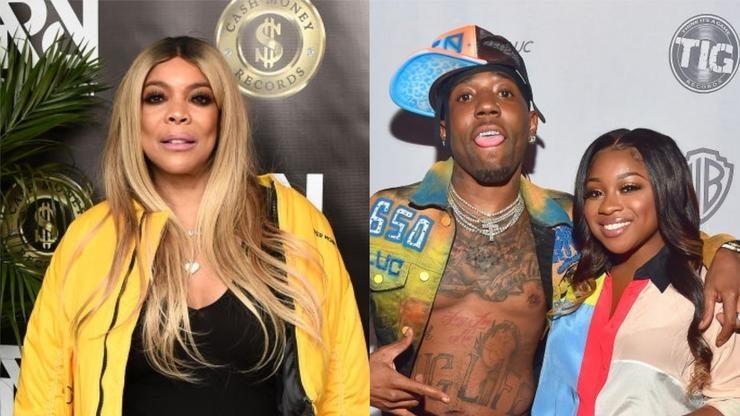 HOW YOU DOIN?: Wendy Williams Tells Reginae Carter She Needs to Leave YFN Lucci Following Murder Charge; He Also Gets Denied Bond Today (VIDEO)
