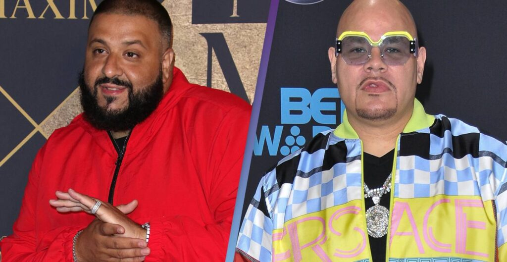 NOW WAIT ONE FAT ASS MINUTE: DJ Khaled & Fat Joe Announce They're Launching a Joint OnlyFans