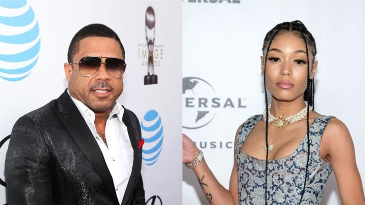 """WHAT THE NECK!?!: Coi Leray & Her Daddy Benzino Have Words After He Defends Himself Against Claims in Her Song; She Replies """"I'm Embarrassed to Be Your Daughter"""""""