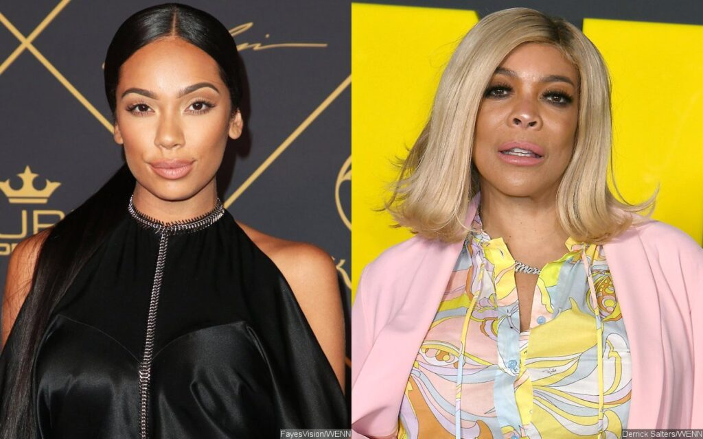 """HOW YOU DOIN'?: A Very Pregnant Erica Mena Wants All the Smoke with Wendy Williams – """"Let's Link Up So I Can Beat Your A**"""""""