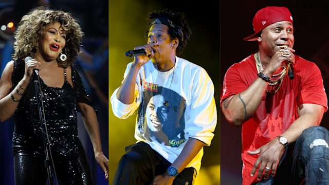 WE LOVE TO SEE IT: Jay-Z, LL Cool J, Tina Turner & More Inducted Into Rock & Roll Hall Of Fame