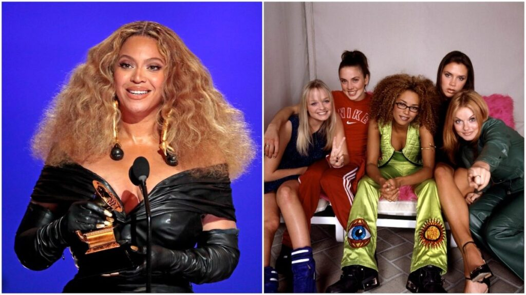 """US TOO, GIRL!: Apparently Beyoncé Once Told Victoria """"Posh Spice"""" Beckham That She Was Inspired By The Spice Girls"""