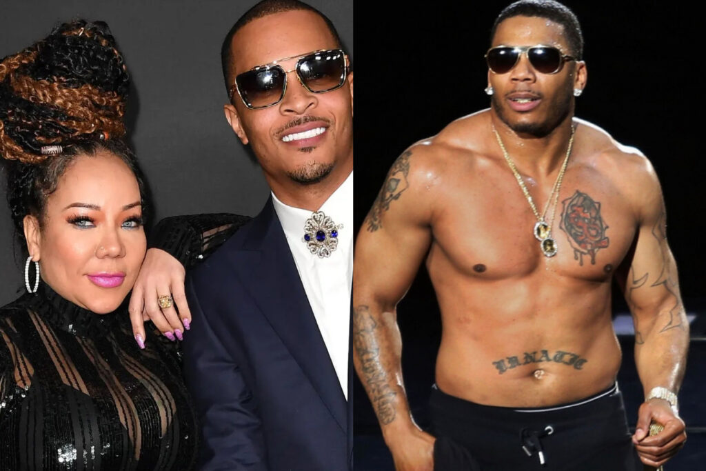 IT'S GETTING HOT IN HERRE: Woman Reportedly Claims T.I. & Tiny Forced Her To Have Sex With Nelly