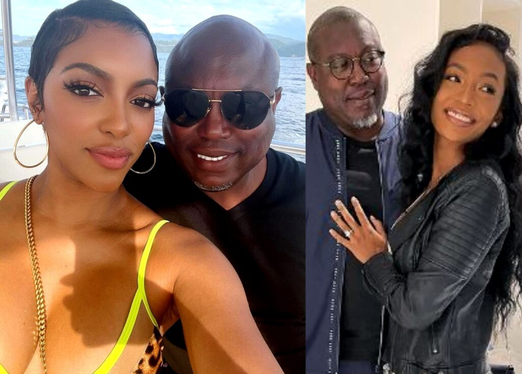 A LOW DOWN DIRTY SHAME: Falynn Guobadia Breaks Silence On Porsha Williams' Snatching Up Her Man; Confirms Their Divorce Isn't Finalized & She's Just as Shocked As Us