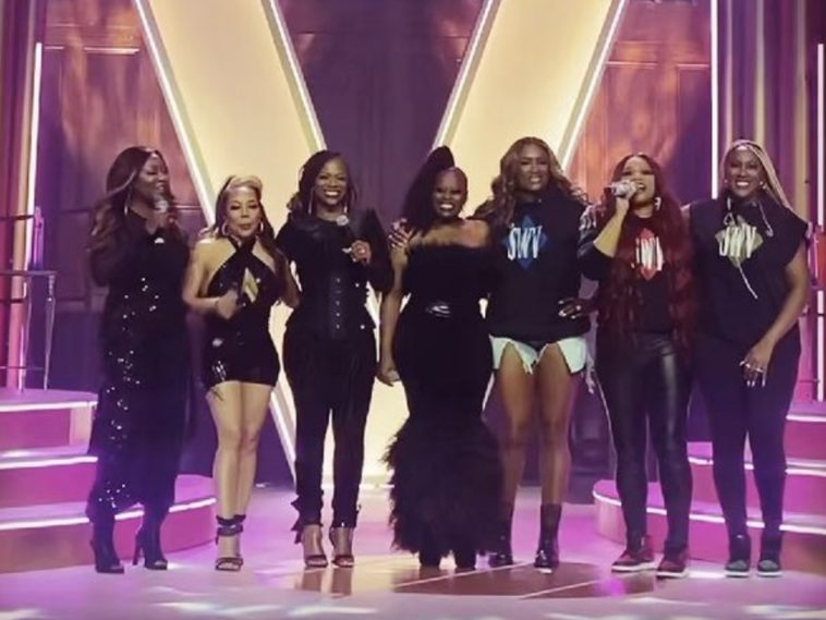 IN CASE YOU MISSED IT: Xscape & SWV Showed Up & Show Out for Their Verzuz Battle & It is Pleasing Me & My Aunties