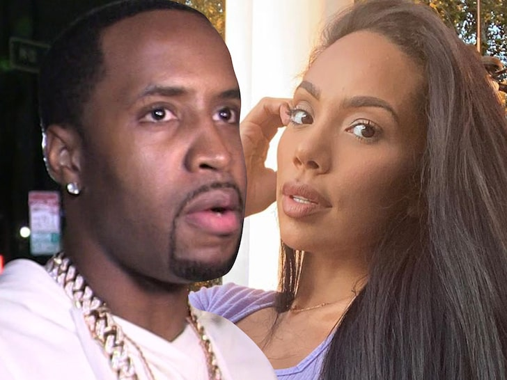 """TODAY ON THE YOUNG & THE TOXIC: Erica Mena is Stressing Her Out & Complicating Her Pregnancy with Drama; Claims He's Trying to Paint Her as the """"Bad Guy"""""""