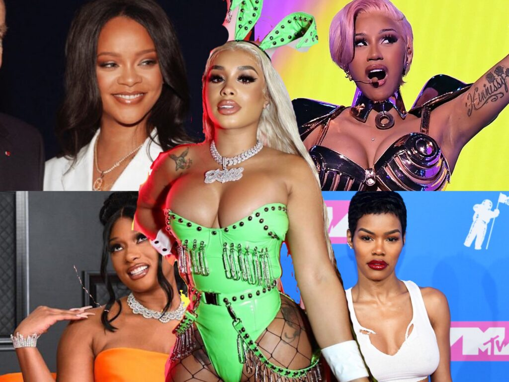 """ISSA BOP OR ISSA FLOP?: DreamDoll is Sick of These Lame Men & Ready to Switch Teams As She Shoots Her Shot At Rihanna, Cardi B,  Megan Thee Stallion & More on """"Tryouts"""" (LISTEN)"""