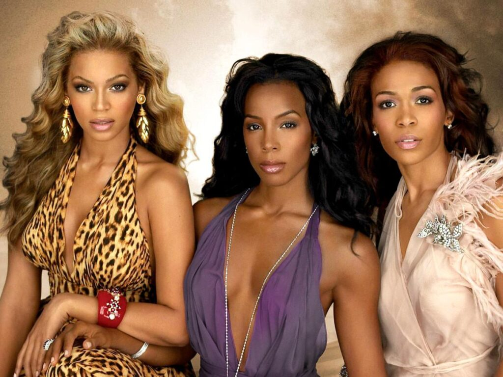 WHAT Y'ALL MAD AT TODAY?: 17 Years After It's Release the Internet is Fake Mad at Destiny's Child's 'Cater 2 U' & Michelle Williams Is Not Having It