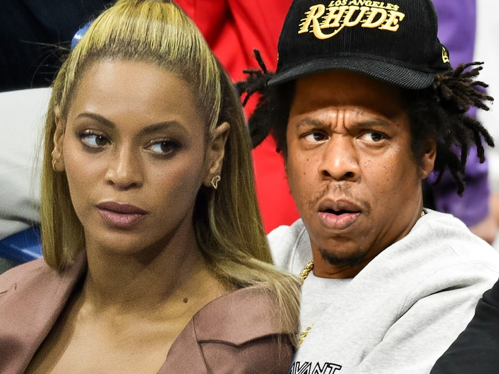 RING THE ALARM!: Police Investigating Potential Arson After Beyoncé  & Jay-Z's New Orleans Mansion Catches Fire