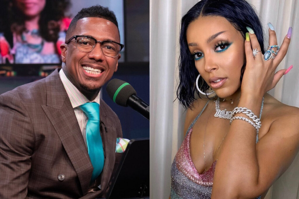 """AND I OOP!: Doja Cat Seemingly Shades Nick Cannon After Interview Where They Discussed Everything But Her Music – """"If You're Gonna Interview Musicians, Ask Them About Their Music"""""""