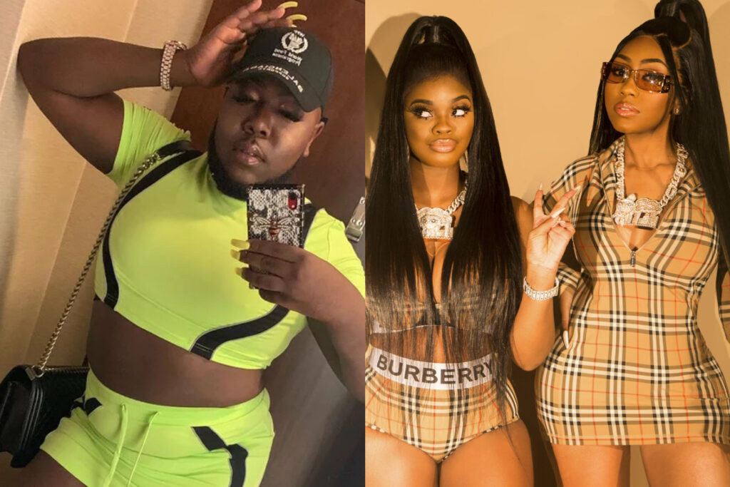 NOT ME, GIRL!: City Girl JT Claps Back After Catching Backlash for Taking Saucy Santana's Mic During Rolling Loud Miami Performance