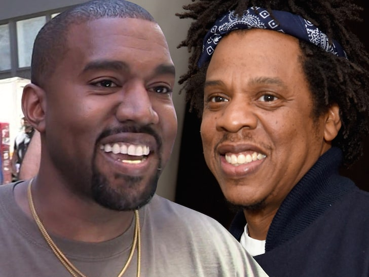 """WATCH THE THRONE?: Kanye West Has Yet to Deliver on Releasing """"DONDA"""" but The Internet is Just As Hype That He & Jay-Z Have Reunited in the Meantime"""