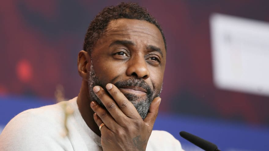 SHOW YOUR FACE, TROLLS!: Idris Elba Says That Everyone On Social Media Should Have To Get Verified