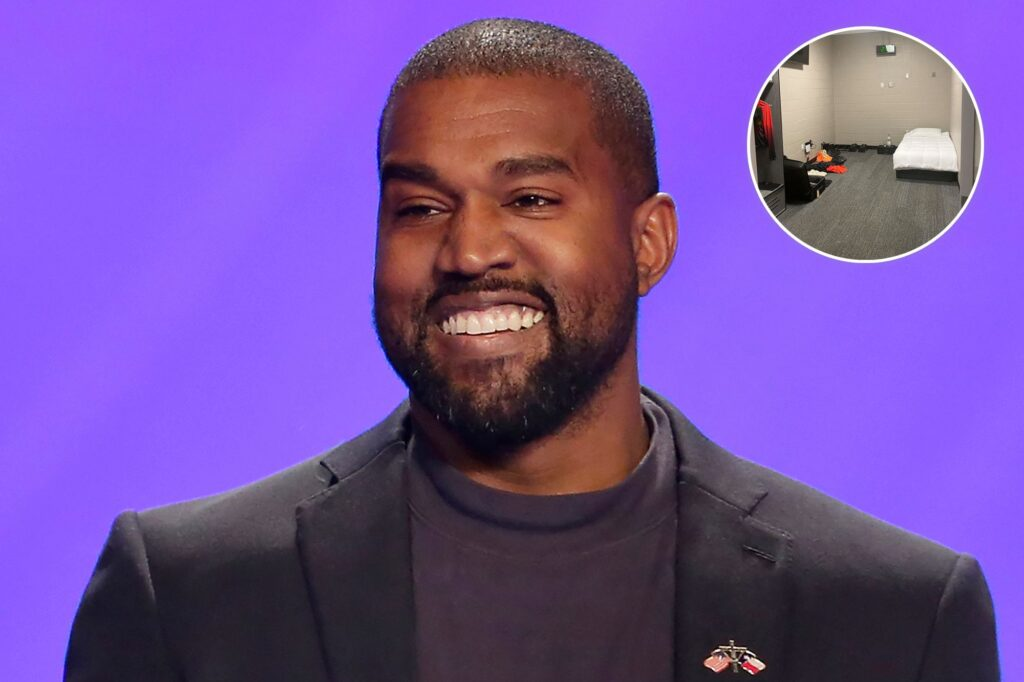 FREE YEEZY?: The Internet Has All the Jokes After Seeing Kanye West's Humble Living Situation As He Decided to Move into the Mercedes Benz Stadium to Finish His Album