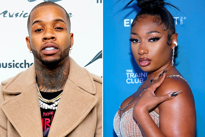 DUMB & DUMBER: Tory Lanez May Have Violated Megan Thee Stallion Restraining Order By Performing with DaBaby At Rolling Loud