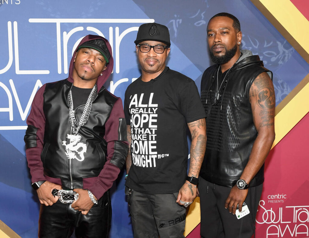 """HERE FOR IT OR KEEP IT?: Dru Hill Wants All the Smoke in a """"Verzuz"""" Battle; Suggests Jodeci, Boyz II Men, Jagged Edge, or 112 As Opponents"""