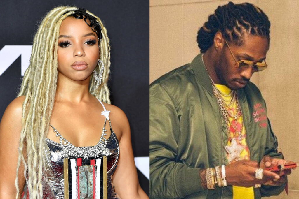 """THANK GOD SHE DODGED A BULLET… & A BABY: Chlöe Bailey Shuts Down Those Rumors That She's Dating Future – """"I've Never Spoken to Him a Day in My Life"""""""