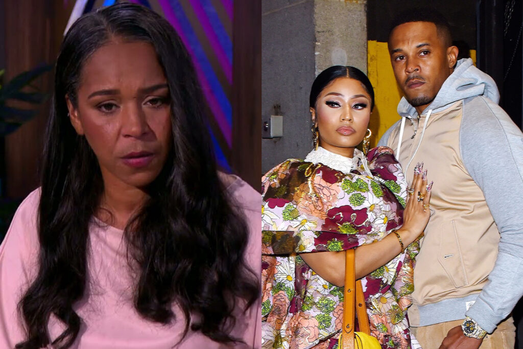 IN CASE YOU MISSED IT: Kenneth Petty's Sexual Assault Victim Jennifer Hough Finally Speaks Her Truth on The Real & Calls Out He & Nicki Minaj On Their Alleged Harassment (VIDEO)