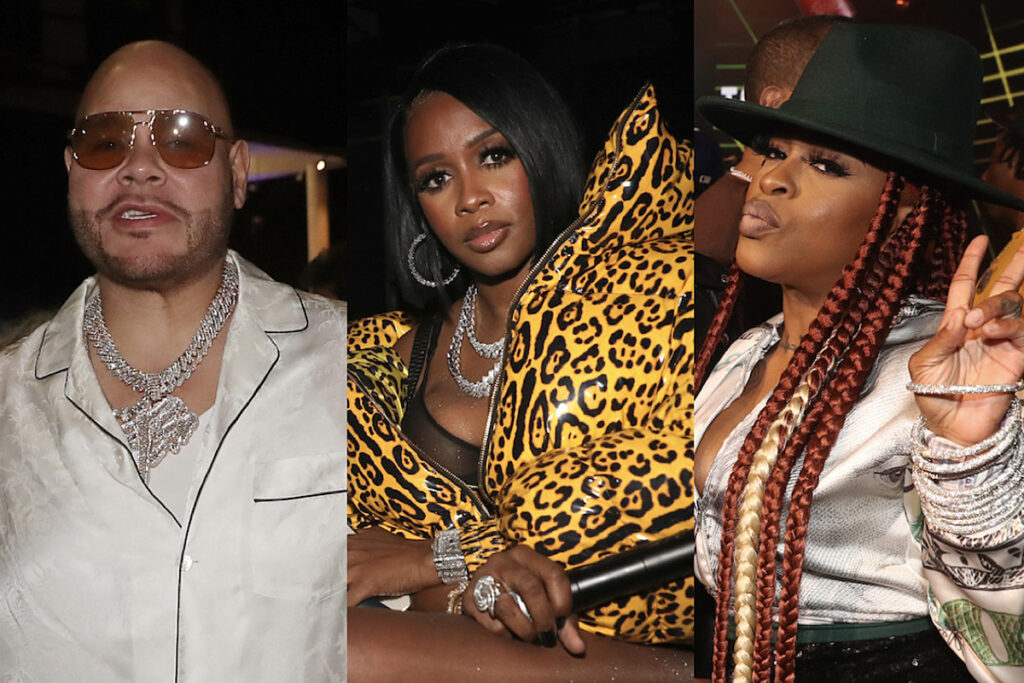 MY BROTHER'S KEEPER: Remy Ma Comes to Fat Joe's Defense After Lil Mo Pressures Him to Apologize (Again) Over 'Verzuz' Comments