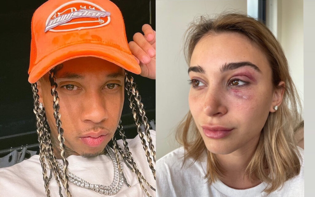 IN CASE YOU MISSED IT: Tyga Arrested On Felony Domestic Abuse Charge After Allegedly Putting His Paws On Ex-Girlfriend Camaryn Swanson