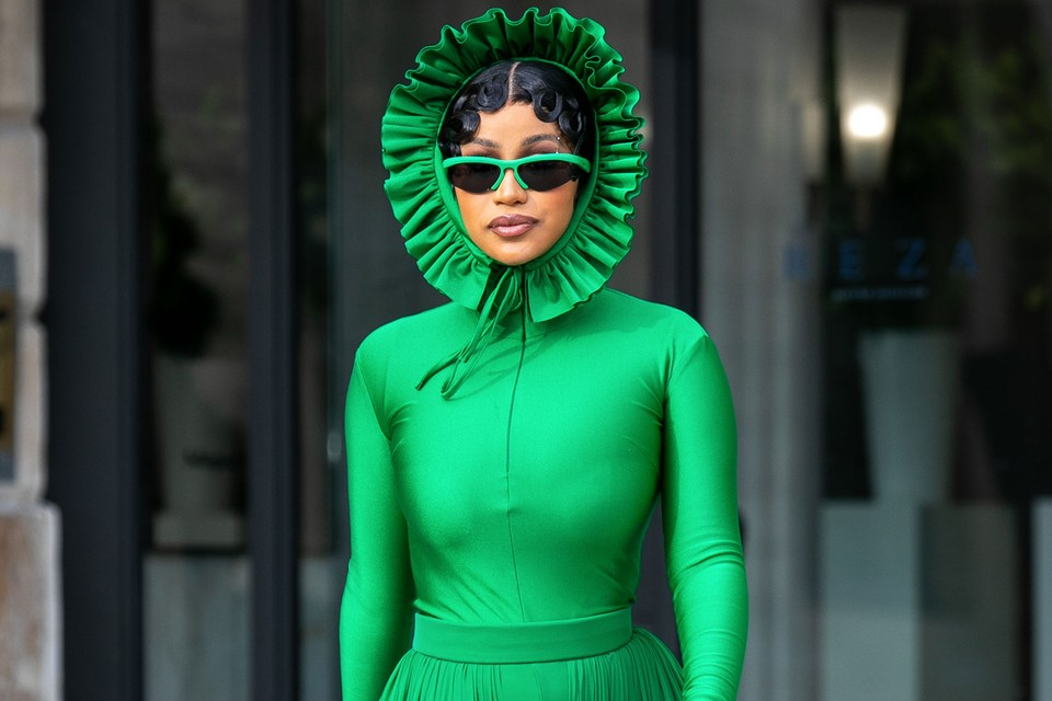 NOW LOOK HOW SHE ATE THAT: Cardi B Clears Haters Who Continued to Troll Her About Her Court Case from 2018