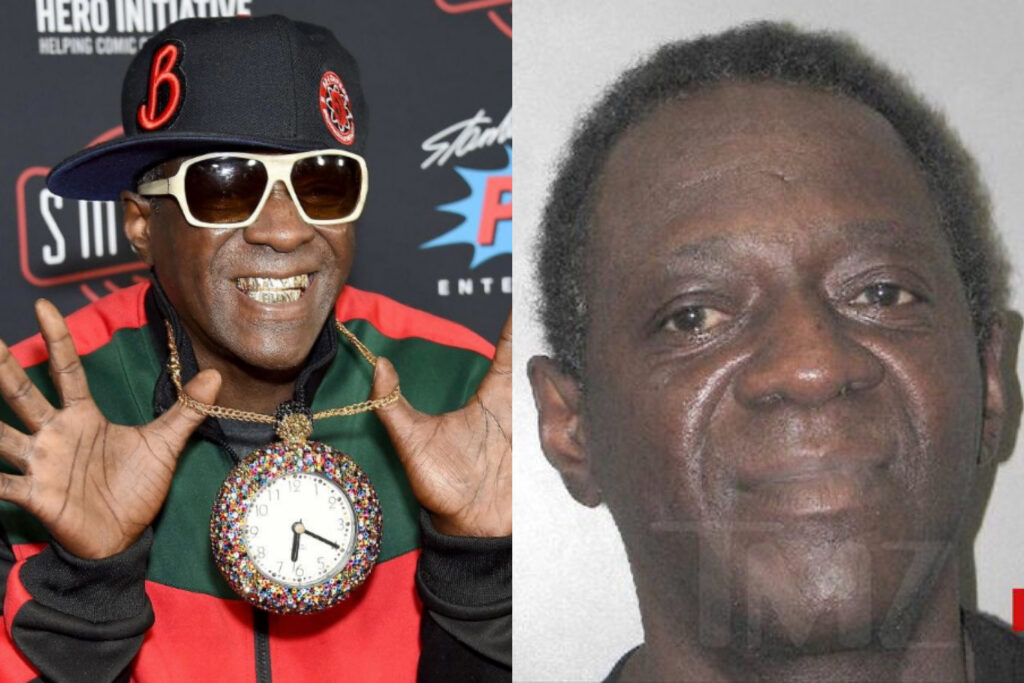 SO THAT'S WHAT TIME IT IS?: Flavor Flav Arrested on Domestic Violence Charges in Nevada; Accused of Poking His Finger In Alleged Victim's Nose & Throwing Her to The Ground