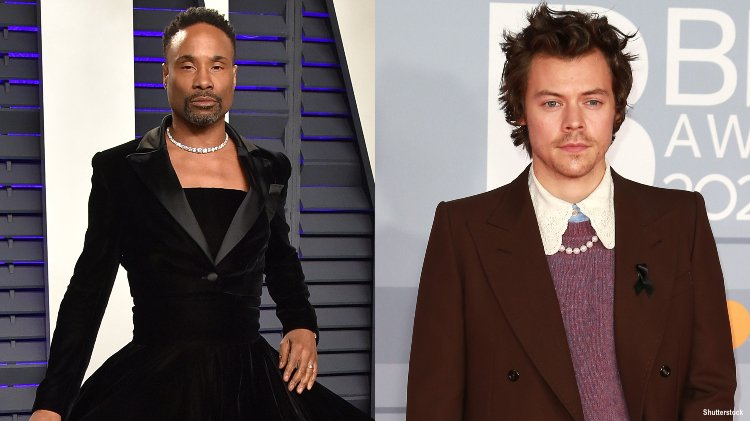 """BATTLE OF THE DRESSES?: Apparently Billy Porter is Not Feeling Harry Styles Wearing a Dress on the Cover of Vogue – """"I Created the Conversation; I Was the First One Doing it"""""""""""