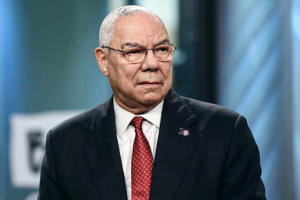 SAD TIMES: Colin Powell, The First Black Secretary of State Passes Away Due to Complications from COVID-19
