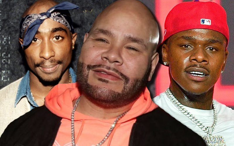 WHO SAID DAT?: Fat Joe Calls DaBaby the Modern Day Version of Tupac…& The Internet Collectively Told Him to Lean Back