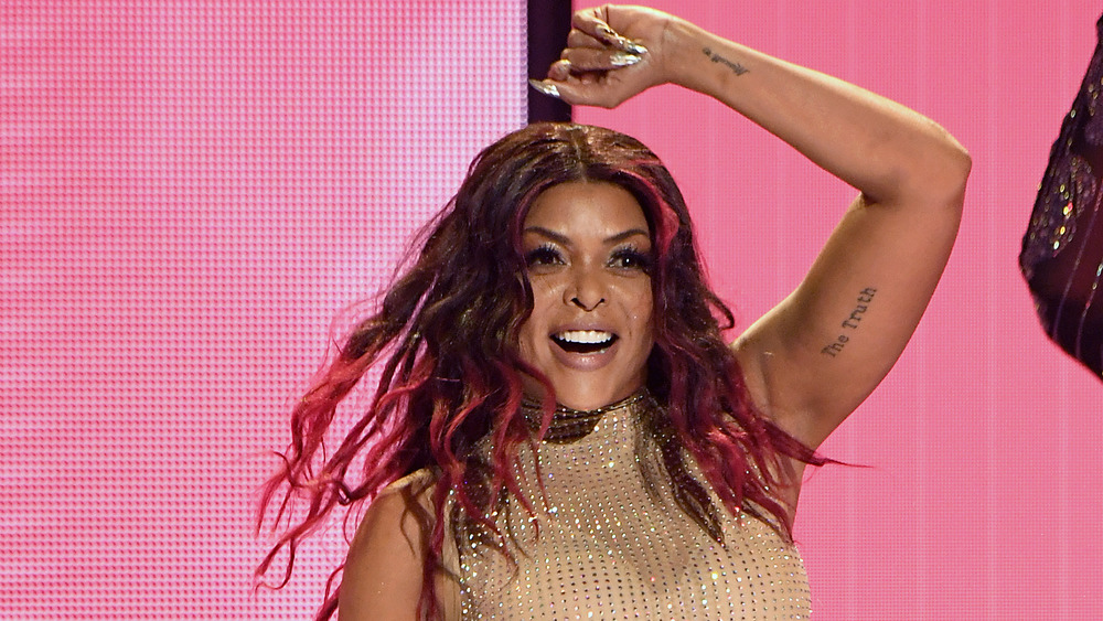 """HERE FOR IT OR KEEP IT?: Taraji P Henson Reveals She Plans On Getting Into Music & Will Be Releasing a Dance EP – """"It Feels Good"""""""